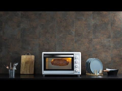 Horno de sobremesa Bake'n'Toast 790 Gyro Cecotec