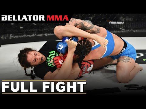 Full Fight | Ilima-Lei MacFarlane vs. Emily Ducote - Bellator 167