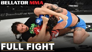 Bellator MMA: Ilima-Lei MacFarlane vs. Emily Ducote  FULL FIGHT