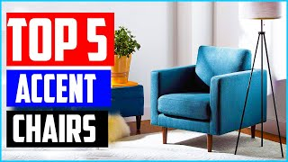 Top 5 Best Accent Chairs For Living Room In 2020 Reviews