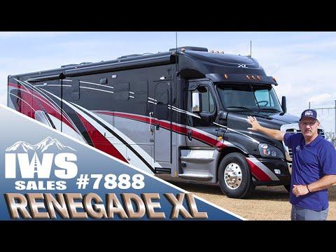 2020 Renegade XL Motor Coach – Bath & 1/2