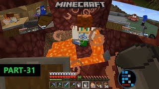 MINECRAFT GAMEPLAY | JUDGE RON PUNISHES KILLER MAYUR FOR HIS CRIMES#31