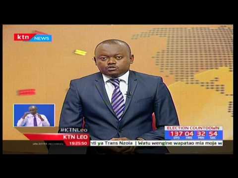 KTN Leo taarifa kamili: Harambee Stars - 23/3/2017 [Sehemu ya Pili]