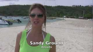 preview picture of video 'Anguilla - Sandy Ground Beach'
