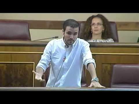 Hernando (PP) exige a Alberto Garzón que deje de hacer de