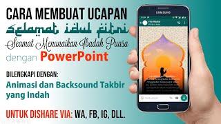 Descargar Ucapan Selamat Lebaran Idul Fitri Puasa Ramadan 2020