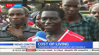 Traders in Mombasa decry cost of living, cost of tomatoes now at Ksh. 20