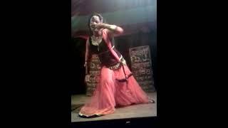 #video||#bhojpuri ka no.1 hot and #sexy #arkesta dance program||€title track kyamat kyamat
