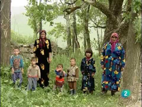 Otros pueblos - Fuego de Sogdiana. Yagnobis y tayikos