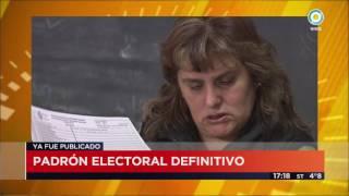 Ya Se Puede Consultar El Padrón Electoral (flash) | #TVPúblicaNoticias