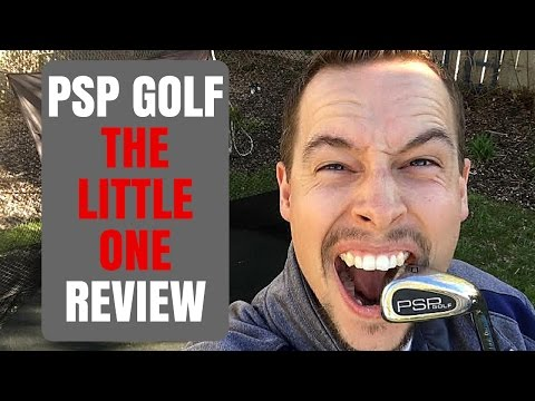 PSP Golf The Little One Review | Golf Training Aid Review