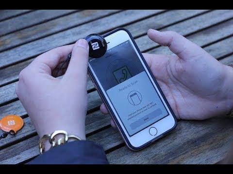 NFC21-Reader App für iPhone 7 - Hands-On Test
