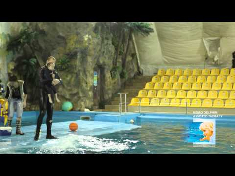 Dolphin Assisted Therapy at Nemo Dolphinarium