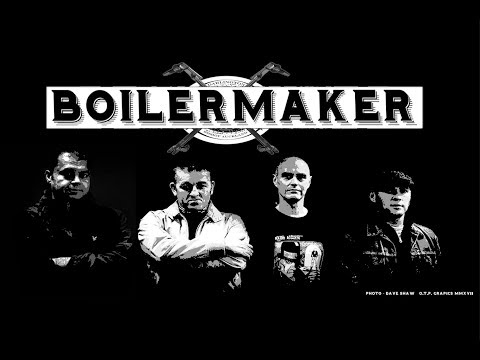 BOILERMAKER - The Sirens And The Lights (official promo).
