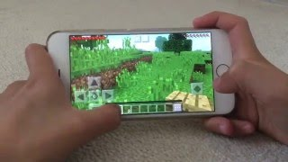 How To Build A Crafting Table In Minecraft Pe Thủ Thuật May Tinh