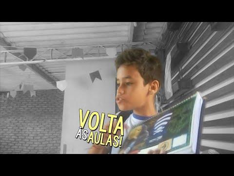 A DESAGRADÁVEL VOLTA ÁS AULAS