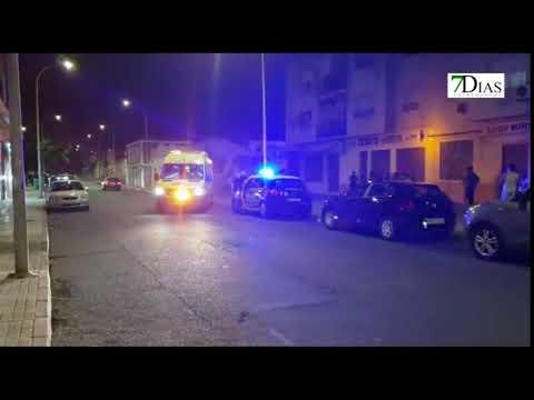 MUJER HERIDA EN EL TORAX TRAS IMPACTO DE BALA