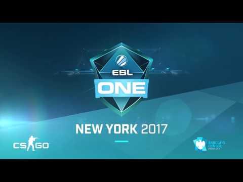 ESL New York 2017 announced