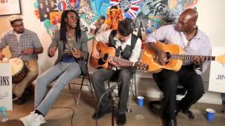 Jingle Punks Champagne Sessions: Kwame and the Uptown Shakedown