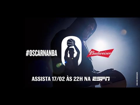 4dc0578305 Filme de Budweiser para promover estreia de Oscar Schmidt na NBA   OscarNaNBA – publicidade e cerveja – Porque o segredo do sucesso criativo