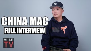 Gambar cover China Mac on Chinese Mafia, Shooting Jin's Friend, Prison Time (Full Interview)