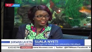 Suala Nyeti: Wiki ya kimataifa ya kunyonyesha