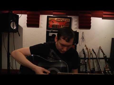 """Adele - """"Rolling In The Deep"""" - Acoustic Male Cover by Jon Pruett"""