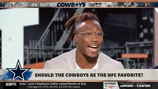 Stephen A. ARGUMENTATIVE Marshall: Show the Cowboys be the NFC favorite?   ESPN FIRST TAKE