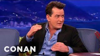 Charlie Sheen Reveals How His Meltdown Began - CONAN on TBS
