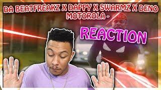 DaBeatfreakz X Dappy X Swarmz X Deno   Motorola [Music Video] | GRM Daily Reaction Video