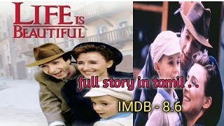 Life is beautiful ( 1997 ) / Life is beautiful movie tamil | hollywood | Explanation | vel talks