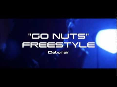 """GO NUTS"" FREESTYLE - DEBONAIR"
