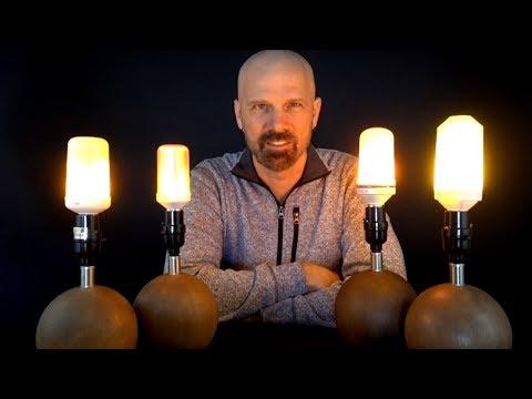 4 Flame Bulbs Compared: As Seen on TV vs Amazon