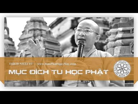 Mục đích tu học Phật