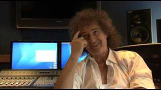 The Queen Interview, With Brian May & Aaron Truss (2010)