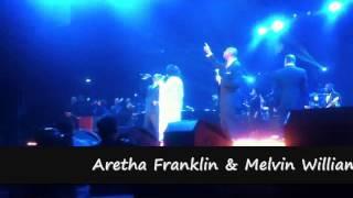 "Aretha Franklin & Melvin Williams ""Precious Memories"""
