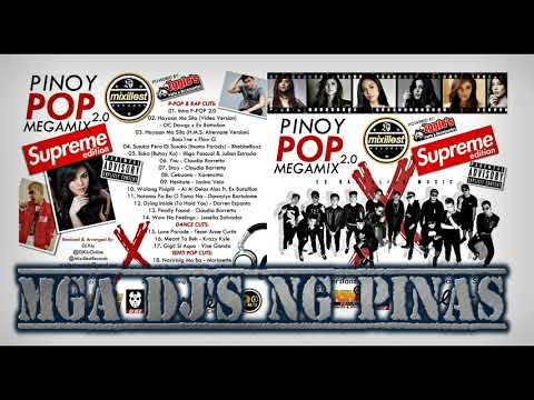 Download Pinoy Pop Megamix 2.0 - DJ Klu HD Mp4 3GP Video and MP3