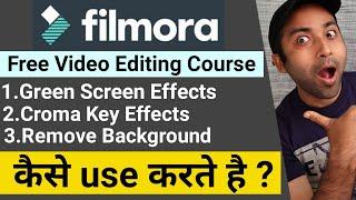 FILMORA | How to make cinematic video | cinematic video kaise banaye