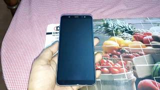 Samsung Galaxy J8 Screen Guard Notty Tempered Screen Guard Unboxing