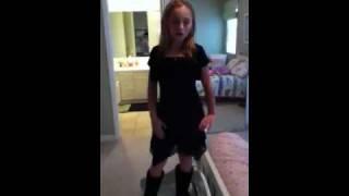 Jenna:jingle bell rock