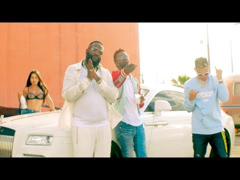 Konshens - Big Belly (feat. Rick Ross & Rvssian) (Official Video)