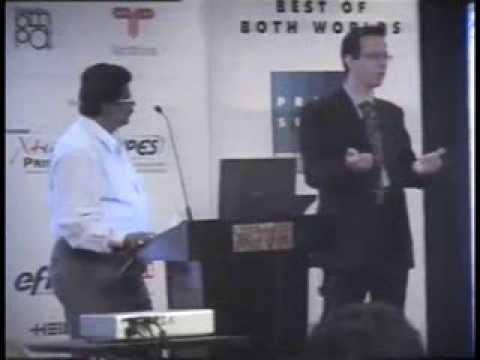 Print Summit 2005 : Bastiaan Dewinter,Kolbus at Print Summit 2005