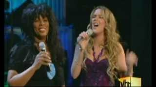 Donna Summer & Joss Stone   VH1 Save The Music 2005   Try A Little Tenderness