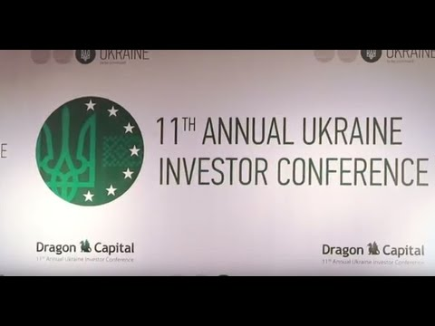 11th Annual Ukraine Investor Conference: Highlight