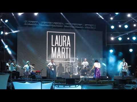 Лаура Марти на фестивале джаз Коктебель 2018