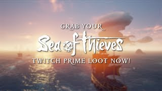 Exclusive Twitch Prime loot for Sea of Thieves