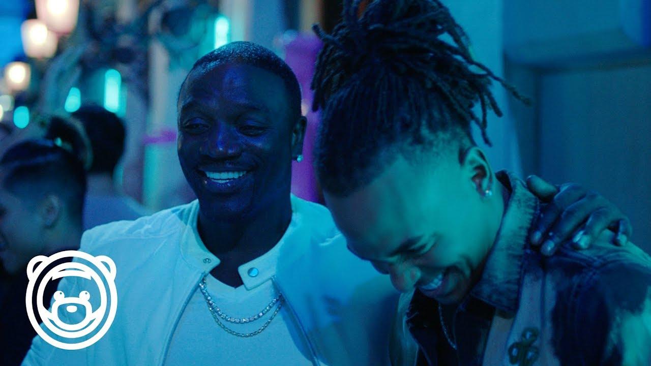 Ozuna ft. Akon — Coméntale