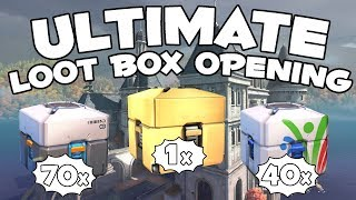 111x Ultimate Loot Box Opening
