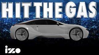 Raven Felix - Hit The Gas ft. Snoop Dogg & Nef The Pharaoh (izo Lyrics)