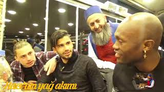Erzurumspor'lu Futbolcular Üçler İskender'de